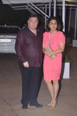 Rishi Kapoor, Neetu Singh at Reema jain bday party in Amadeus NCPA on 28th Sept 2016 (770)_57ecbd696b190.JPG