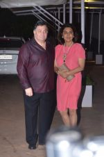 Rishi Kapoor, Neetu Singh at Reema jain bday party in Amadeus NCPA on 28th Sept 2016 (773)_57ecbd10dc78e.JPG