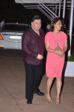 Rishi Kapoor, Neetu Singh at Reema jain bday party in Amadeus NCPA on 28th Sept 2016 (777)_57ecbd6d4d467.JPG