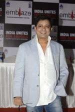 Sukhwinder Singh at India Unites for Animals Event in Mithibai college on 29th Sept 2016 (63)_57ed23fac1b53.JPG