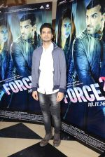 Tahir Bhasin at Force 2 trailer launch in Mumbai on 29th Sept 2016 (218)_57ed24fb55b01.JPG
