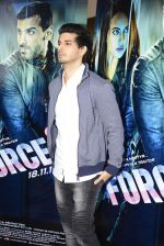 Tahir Bhasin at Force 2 trailer launch in Mumbai on 29th Sept 2016 (219)_57ed24fc07a69.JPG