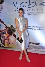 Kiara Advani at MS Dhoni premiere in Mumbai on 29th Sept 2016 (50)_57ee33dc5c66d.JPG
