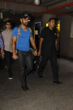Mahendra Singh Dhoni snapped at airport on 29th Sept 2016 (42)_57ee2ca5d5187.JPG