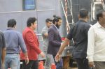 Riteish Deshmukh snapped at Filmcity on the sets of his new chat show on 29th Sept 2016 (1)_57ee2e1045b45.JPG
