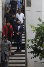 Riteish Deshmukh snapped at Filmcity on the sets of his new chat show on 29th Sept 2016 (7)_57ee2e14e27b0.JPG