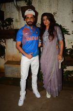 Ayushman Khurana at M S Dhoni film Screening on 30th Sept 2016 (70)_57f0ed6da37e3.JPG
