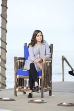 Dia Mirza at NDTV Cleanathon campaign in Juhu Beach on 2nd Oct 2016 (70)_57f11d65570ec.JPG