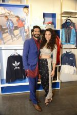 Harshvardhan Kapoor and Saiyami Kher at Adidas Event in Mumbai on 30th Sept 2016 (46)_57f0ea0d40ba3.JPG
