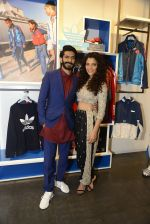 Harshvardhan Kapoor and Saiyami Kher at Adidas Event in Mumbai on 30th Sept 2016 (42)_57f0ea0ab1b9f.JPG