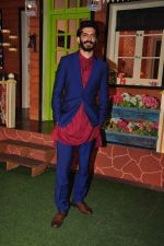 Harshvardhan Kapoor promotes Mirzya on the sets of The Kapil Sharma Show on 30th Sept 2016 (55)_57f0ec332b608.JPG