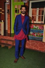 Harshvardhan Kapoor promotes Mirzya on the sets of The Kapil Sharma Show on 30th Sept 2016 (56)_57f0ec345603c.JPG