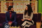 Harshvardhan Kapoor, Saiyami Kher promotes Mirzya on the sets of The Kapil Sharma Show on 30th Sept 2016 (75)_57f0ec37b896e.JPG