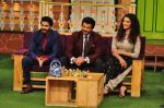 Harshvardhan Kapoor, Saiyami Kher, Anil Kapoor promotes Mirzya on the sets of The Kapil Sharma Show on 30th Sept 2016 (65)_57f0ebdc1424d.JPG