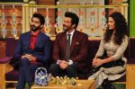 Harshvardhan Kapoor, Saiyami Kher, Anil Kapoor promotes Mirzya on the sets of The Kapil Sharma Show on 30th Sept 2016 (66)_57f0ec762d277.JPG