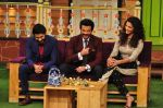 Harshvardhan Kapoor, Saiyami Kher, Anil Kapoor promotes Mirzya on the sets of The Kapil Sharma Show on 30th Sept 2016 (68)_57f0ebdd62e03.JPG
