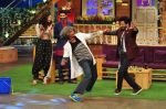 Harshvardhan Kapoor, Saiyami Kher, Anil Kapoor promotes Mirzya on the sets of The Kapil Sharma Show on 30th Sept 2016 (86)_57f0ebdf2ea51.JPG