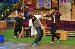 Harshvardhan Kapoor, Saiyami Kher, Anil Kapoor promotes Mirzya on the sets of The Kapil Sharma Show on 30th Sept 2016 (87)_57f0ec77bd4b8.JPG