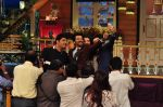 Harshvardhan Kapoor, Saiyami Kher, Anil Kapoor promotes Mirzya on the sets of The Kapil Sharma Show on 30th Sept 2016 (93)_57f0ec7866a17.JPG