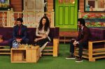 Harshvardhan Kapoor, Saiyami Kher, Anil Kapoor promotes Mirzya on the sets of The Kapil Sharma Show on 30th Sept 2016 (94)_57f0ec7923c9b.JPG
