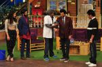 Harshvardhan Kapoor, Saiyami Kher, Anil Kapoor promotes Mirzya on the sets of The Kapil Sharma Show on 30th Sept 2016 (96)_57f0ec7a59f59.JPG