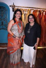 Kamalika Guha Thakurta at Bhumika and Jyoti fashion preview on 1st Oct 2016 (66)_57f121ff277a8.JPG