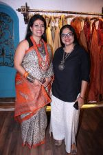 Kamalika Guha Thakurta at Bhumika and Jyoti fashion preview on 1st Oct 2016 (68)_57f12200f0abd.JPG