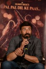Sunny Deol during the press conference hunt for his son_s debut film at PVR Plaza in New delhi on 1st Oct 2016 (14)_57f11ad04e47d.jpg