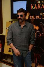 Sunny Deol during the press conference hunt for his son_s debut film at PVR Plaza in New delhi on 1st Oct 2016 (9)_57f11acb8f035.jpg