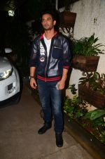 Sushant Singh Rajput at M S Dhoni film Screening on 30th Sept 2016 (10)_57f0ee05eafc7.JPG