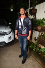 Sushant Singh Rajput at M S Dhoni film Screening on 30th Sept 2016 (11)_57f0ee06d9831.JPG