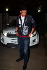 Sushant Singh Rajput at M S Dhoni film Screening on 30th Sept 2016 (6)_57f0ee033676e.JPG