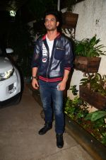 Sushant Singh Rajput at M S Dhoni film Screening on 30th Sept 2016 (8)_57f0ee047e1bf.JPG