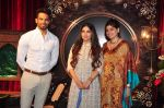 Upen Patel, Bhumi Pednekar at Naafia Naazish exhibition on 1st Oct 2016 (29)_57f122ed07556.JPG