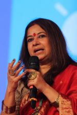 Rekha Bhardwaj,Noted Singer at India Today Safaigiri Award function , in new Delhi on Sunday -5_57f3a36c291f8.jpg