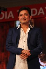 Sukhwinder Singh,Noted singer, at  the India Today safaigiri Award winner at a function in New Delhi on Sunday -1_57f3a37f3410f.jpg