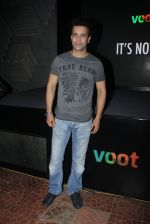 Aamir Ali at the screening of It�s Not That Simple on 3rd Oct 2016 (44)_57f4864e7e54f.JPG