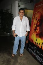 Baba Azmi at the Screening of Queen of Katwe in Sunny Super Sound on 4th Oct 2016 (9)_57f493bbb833d.JPG