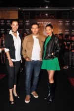 Deepti Gujral, Marc Robinson, Candice Pinto at Max elite auditions in Mumbai on 3rd Oct 2016 (77)_57f496b832472.JPG