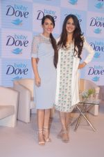 Genelia D Souza and Tara Sharma at launch of Baby Dove in India on 4th Oct 2016 (65)_57f490a983f77.JPG
