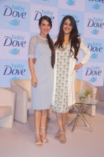 Genelia D Souza and Tara Sharma at launch of Baby Dove in India on 4th Oct 2016 (66)_57f48fd5d7ca9.JPG