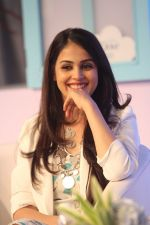 Genelia D Souza at launch of Baby Dove in India on 4th Oct 2016 (111)_57f4936e943db.JPG