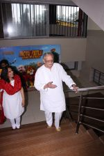 Gulzar at the music launch of Motu Patlu-bKing of Kings 3D on 4th Oct 2016 (34)_57f4eb8be62c0.JPG