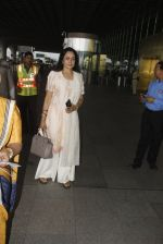 Hema Malini snapped at airport on 4th Oct 2016 (12)_57f4e813de8e3.JPG
