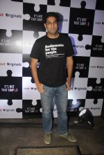 Kunal Roy Kapoor at the screening of It�s Not That Simple on 3rd Oct 2016 (6)_57f48749ccc16.JPG