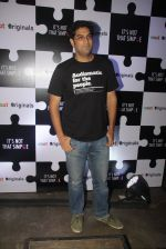 Kunal Roy Kapoor at the screening of It�s Not That Simple on 3rd Oct 2016 (7)_57f48751dd207.JPG