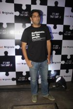 Kunal Roy Kapoor at the screening of It�s Not That Simple on 3rd Oct 2016 (8)_57f4875b64dbc.JPG