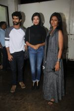 Nandita Das, Siddharth Menon, Shriya Pilgaonkar at the Screening of Queen of Katwe in Sunny Super Sound on 4th Oct 2016 (28)_57f493db26c64.JPG