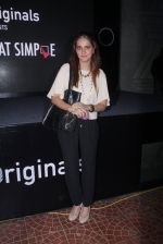 Shruti Seth at the screening of It�s Not That Simple on 3rd Oct 2016 (23)_57f4888515cdb.JPG