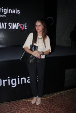 Shruti Seth at the screening of It�s Not That Simple on 3rd Oct 2016 (21)_57f48af84c121.JPG